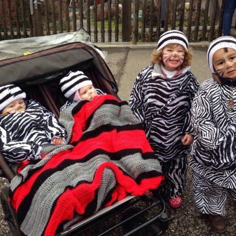 Chinderhuus Zebra Kita Liestal